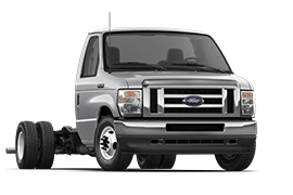 2022 Ford 3 50 E Series D R W in Ingot Silver